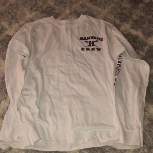 Harvard crew long sleeve t-shirt